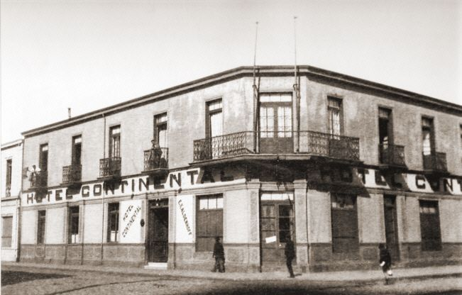 Hotel Continental.