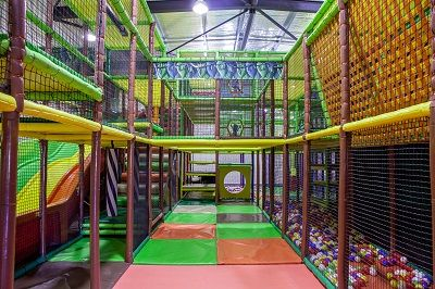 Bay Play | Indoor Playcentre Cleveland | Review