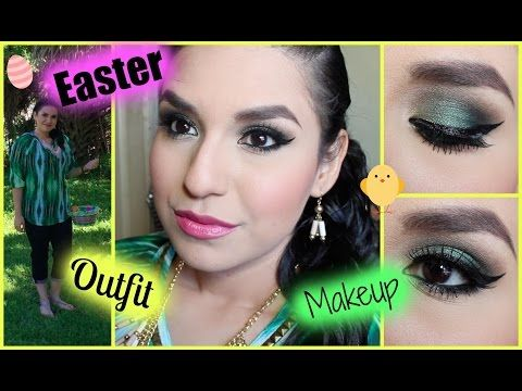 ♡Easter Makeup + Outfit Idea♡Collab w/HarkerBeauty♡ - http://47beauty.com/%e2%99%a1easter-makeup-outfit-idea%e2%99%a1collab-wharkerbeauty%e2%99%a1/       Hi friends! I really hope you enjoyed this video I had so much fun filming it and creating a look for you guys! I really hope you like it and give it a big thumbs up! Also, go and check out my beautiful friend April she is amazing and the sweetest go and show her some love! Thank you all so much for your support