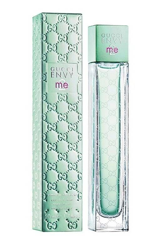 Gucci Envy Me 2, one of the best fragances I've tried in my life! ♥