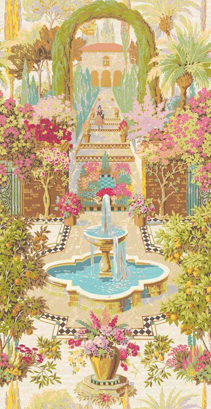 Spanish Garden Boeme Archive » Spanish Garden