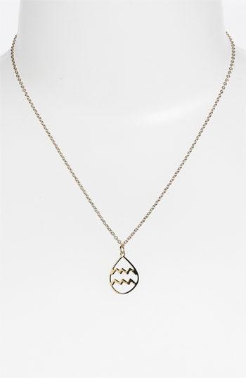 Kris Nations 'Aquarius' Necklace | Nordstrom