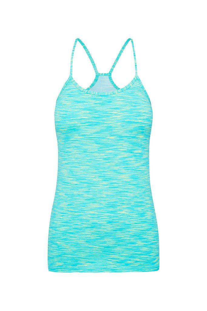 Citrus Qi Sports Tank – Dharma Bums Yoga and Activewear