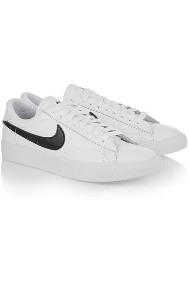 Nike | Tennis Classic leather sneakers | NET-A-PORTER.COM