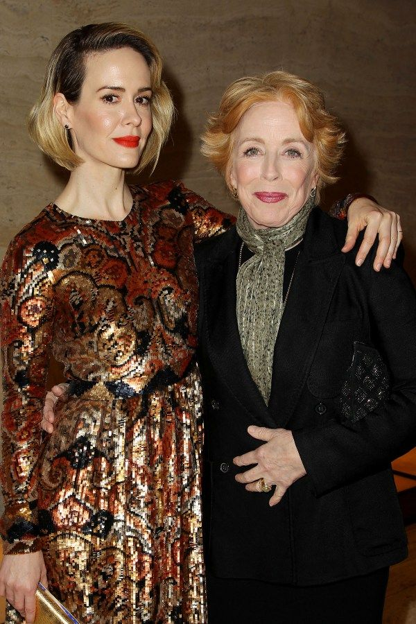 Holland Taylor is dating Sarah Paulson | Page Six