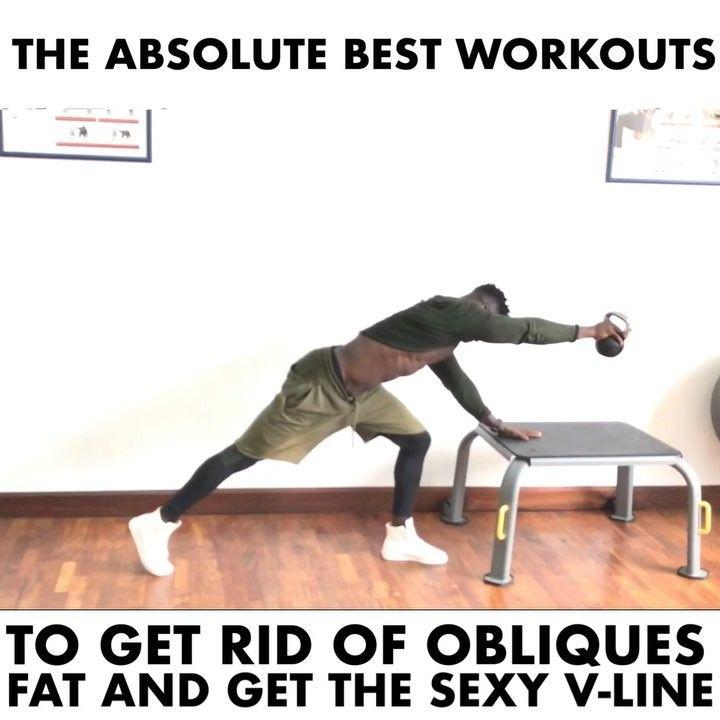 "8,716 Likes, 93 Comments - DOVIES® (@doviesworkout) on Instagram: ""THESE ARE SOME OF THE EASIEST WORKOUT YOU CAN DO TO TARGET YOUR OBLIQUES AND GET THAT SEXY V-LINE.…"""