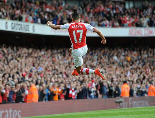 Alexis Sanchez | Arsenal FC #soccer #football #AFC
