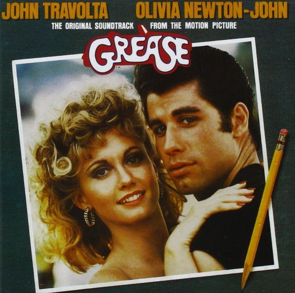 Grease - The Original Soundtrack From The Motion Picture LP
