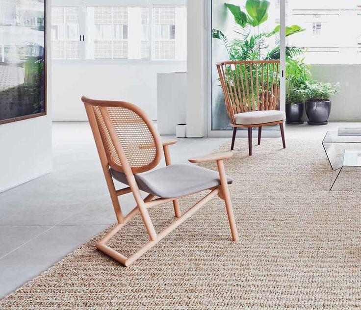 Cadeiras Klara e Nub, da Moroso- Wish Casa #30 Foto: Maíra Acayaba