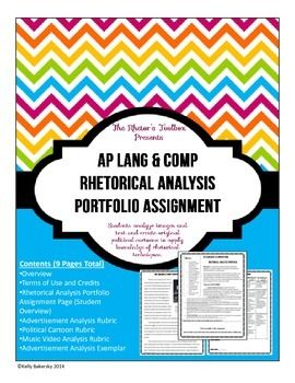 analysis of the ap china language Generic ap lang rubric rhetorical analysis  plistic in their explanation or weak in their control of language 0 indicates an on-topic response that receives no .