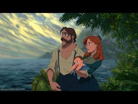 Tarzan's parents - tarzan parents - tarzan movie - YouTube