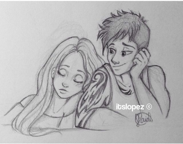 Best 25 cute couple sketches ideas on pinterest mignons for Love drawing ideas