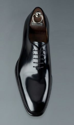 Carlos Santos Black Tuxedo Shoe. If you want to see this shoe in our store or available online like it on Tomboy Tailors' Pinterest page. We are having shoes made down to U.S. Men's size 5 and will have Carlos Santos shoes online and in the store starting March 2014.  Available in U.S. Men's size 5 through 13.  If you would like this shoe, drop us an email at shoes@tomboytailors.com and let us know your size and the shoe you are interested in.  #CarlosSantos #tomboytailors #Black #Tuxedo…