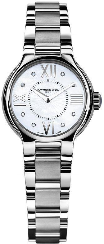 $675 Raymond Weil Watches - Noemia Ladies Watch