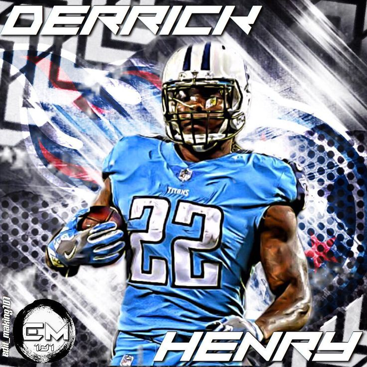 Derrick Henry. @last_king_2 @maddenseagles         #NFL #NBA #MLB #FIFA #NHL #Nike #Addidas #Jordan #sports #NYC #Pacers #Orioles #Colts #Chelsea #Predators #Wall #thisiswhyweplay #justdoit #allstar #USA #DC #edit #Heat #Finals #Jersey #MVP #Lonzo