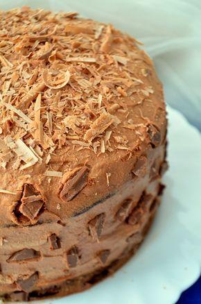 Как только увидела этот торт на блоге у Ирины - сразу захотелось сделать, прям вот неимоверное желание! у меня такое редко бывает! при ...