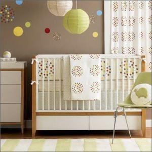 Nursery Ideas On A Budget | Neutral Baby Room Ideas Gender Kid