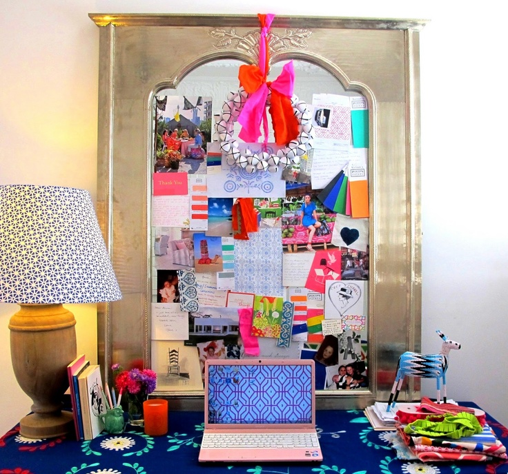 Anna Spiro. : Anna Spiro, Mood Boards, Offices, Absolutely Beautiful, Bulletin Boards, Inspiration Boards, Old Frames, Desks Spaces, Beautiful Things