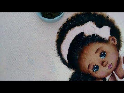 como pintar pele negra - YouTube