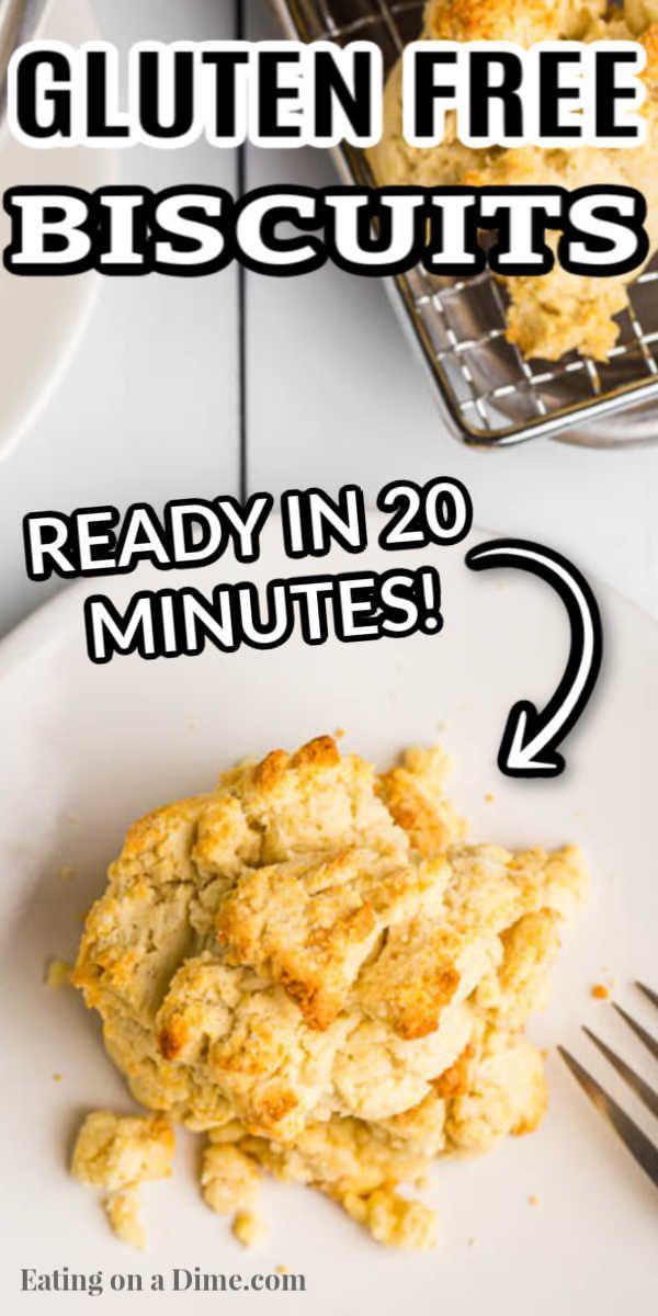 Gluten Free Biscuits Gluten Free Drop Biscuits Recipe Recipe In 2020 Allergy Free Recipes Biscuit Recipe Gluten Free Drop Biscuits
