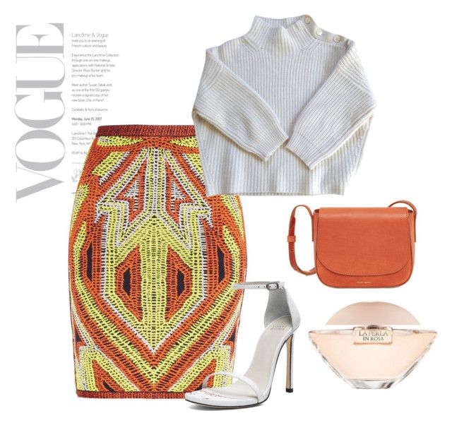 """Color of the day/ Camellia"" by cata-caicedo on Polyvore"