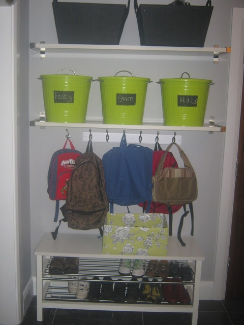 organising the outdoor gear: Entryway Ideas, House Ideas, Mud Room, Organised Mudrooms, Room Ideas, Outdoor Gear, Organising Ideas, Storage Ideas, Laundry Room