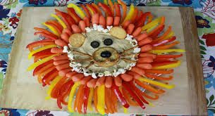 Image result for kids circus party food ideas