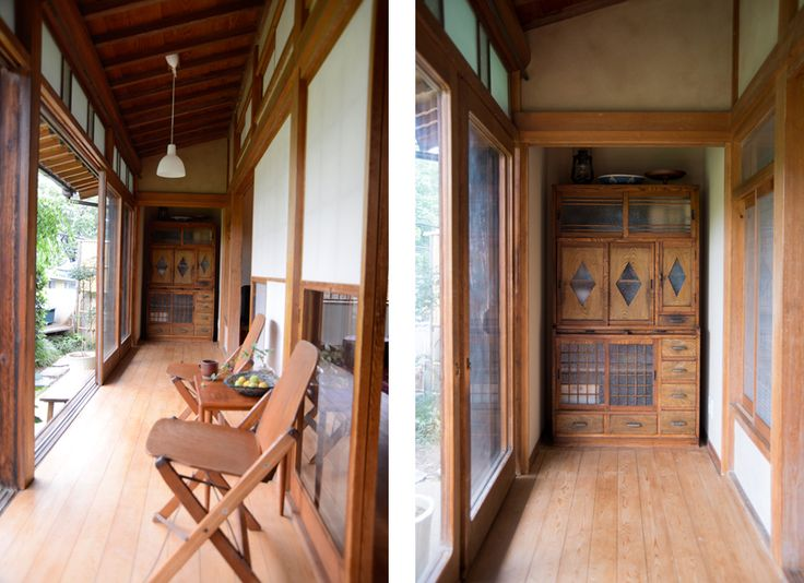 The home of Takahiro Koike and Nao Ogawa, photographed by Satoko Imazu, from ideelifecycling.com.
