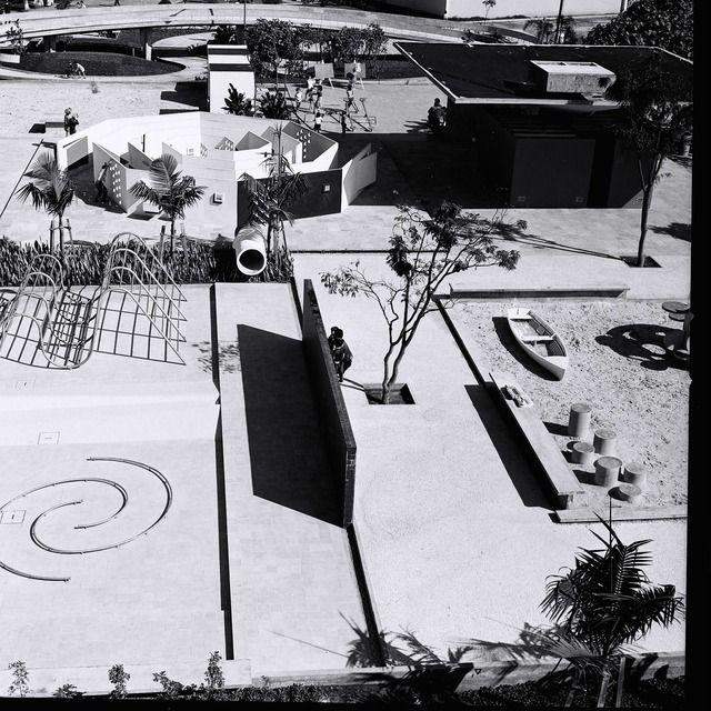 Waldemar Cordeiro, 'Parque infantil do Clube Esperia Marginal Tietê, São Paulo,' 1963, Luciana Brito Galeria