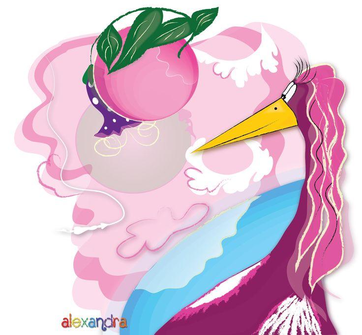 bird, dream