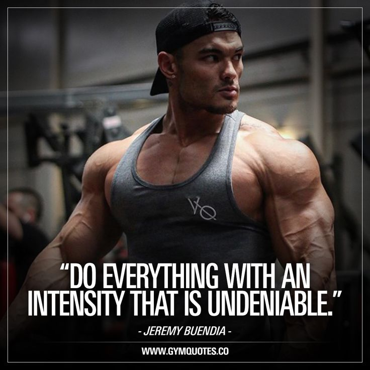 """Do everything with an intensity that is undeniable.""   A quote from 3x Mr. Olympia Physique Champ Jeremy Buendia. An amazing photo of the always inspiring Mr Olympia champion. Jeremy Buendia has one of the most complete physiques in the world and his journey towards another Mr Olympia title is impressive. If you want to be inspired – make sure you check him out and remember his words: Do EVERYTHING with an intensity that is UNDENIABLE.   EVERYTHING. #jeremy #buendia #gym #motivation"