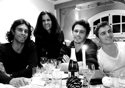well done mr and mrs franco | James, dave franco, Franco ...