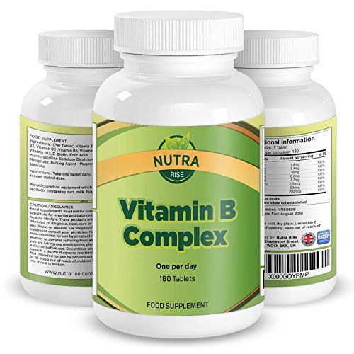 The Product Vitamin B Complex, High Strength Supplement, Contains All 8 Vitamins: B1, B2, B3, B5, B6, B12, D-Biotin & Folic Acid, B Complex Will Increase Energy & Combat Fatigue, 6 Month Supply – 180 tablets  Can Be Found At - http://vitamins-minerals-supplements.co.uk/product/vitamin-b-complex-high-strength-supplement-contains-all-8-vitamins-b1-b2-b3-b5-b6-b12-d-biotin-folic-acid-b-complex-will-increase-energy-combat-fatigue-6-month-supply-180-tablets/