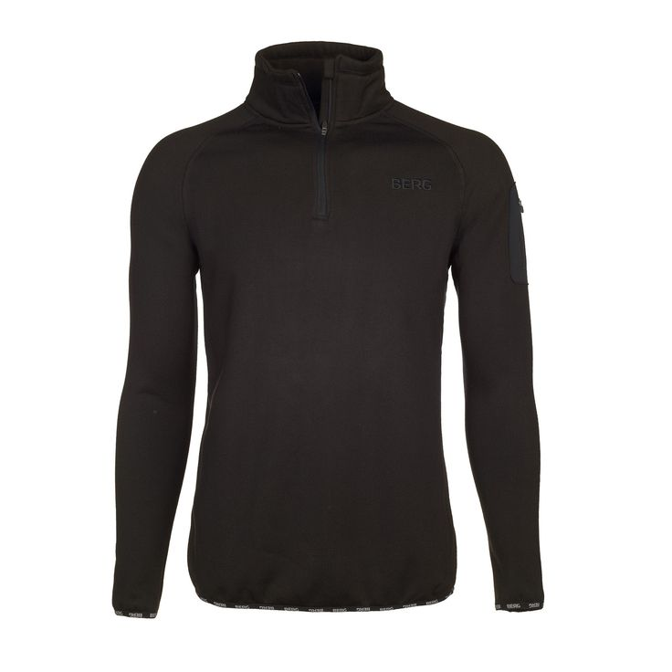 Mid-layer with polar lining for excellent thermal insulation, especially designed for winter adventures.