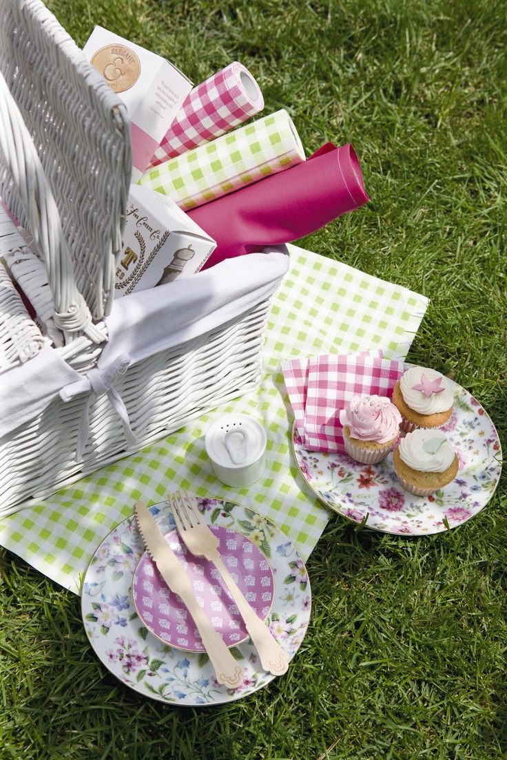 Picnic time with MYdrap