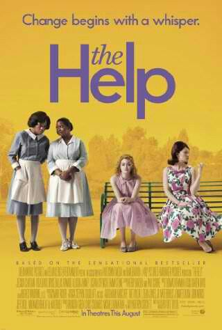 The Help....amazing movie, amazing book! Phenomenal!