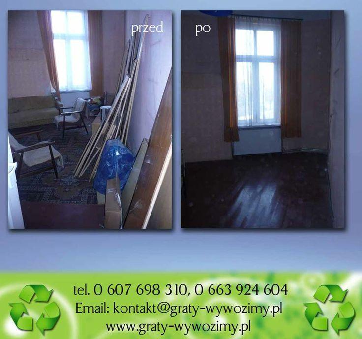 likwidacja mieszkania www.graty-wywozimy.pl