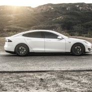 Tesla Model S Aftermarket Wheels Vorsteiner V-FF 101