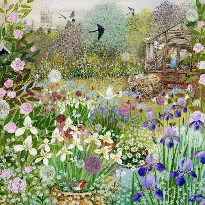 The art of Lucy Grossmith.