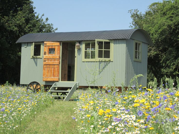 Gorgeous Shepherd's Hut                                                                                                                                                     More