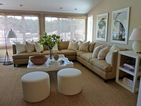 Kensett Norwood House Family Room Designed By Lynn Morgan