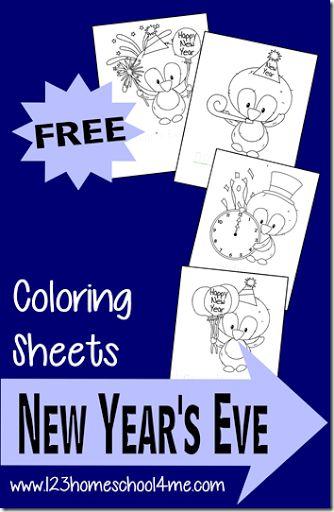 123 Homeschool 4 Me: coloring sheets