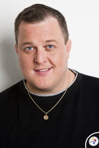 Billy Gardell, Swissvale.  Mike of Mike and Molly. Saw him YEARS ago as a stand up comic!