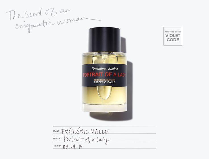 Frédéric Malle Portrait of a Lady l A spicy fragrance that exudes the utmost confidence l Editor's Pick l The Violet Files l @violetgrey