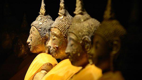 Destinace týdne –Jeskynní chrám Khao Luang