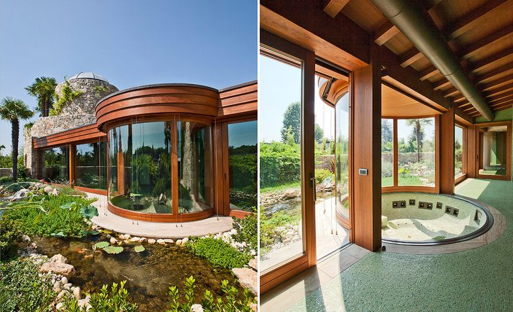 Wooden Windows & Doors Frames #architecture #design #wood #frames #doors #windows #light #house