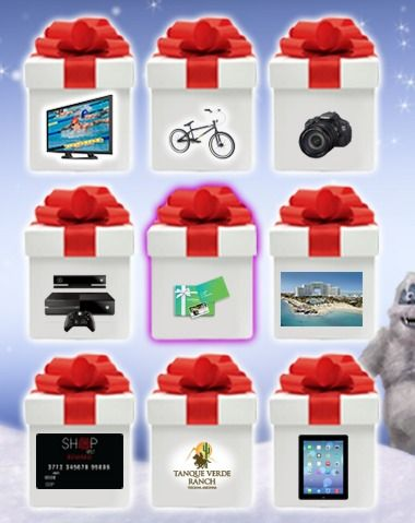 Reindeer Games Sweepstakes: Enter to Win Over $25,000 in Prizes (Xbox One, Mongoose Bikes, Gift Cards and more!) - Raining Hot Coupons