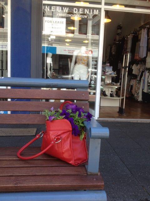 Bags of colour! Fremantle 2016.