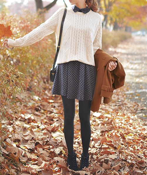 very cute for fall + winter