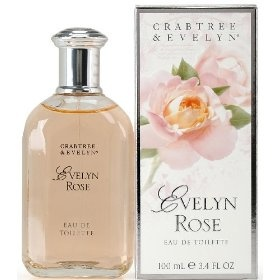lovely pure rose scent